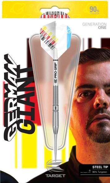 Target Gabriel Clemens 90% Steel Tip Darts 21g