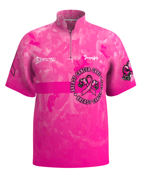 Breast Cancer Awareness Jersey  -  Customization Available