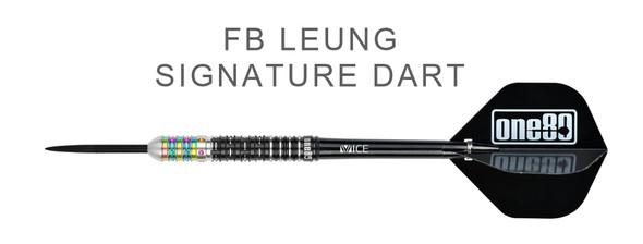 ONE80 Signature Series FB Leung 23g Steel
