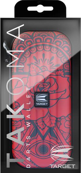Target TAKOMA INK RED WALLET 2020