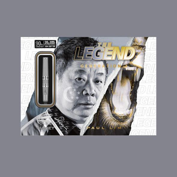 Paul Lim Legend G4 20g Soft Tip - 90% tungsten