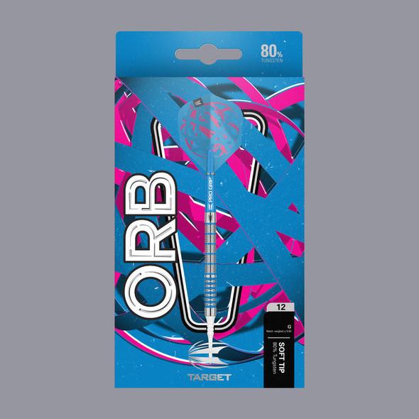 Target ORB 12 80% Soft Tip Darts - 22g