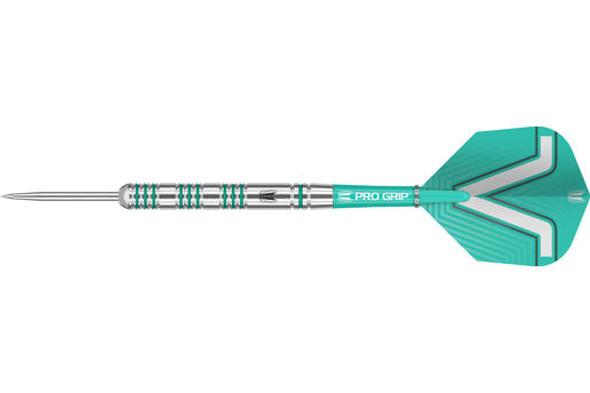 Target Rob Cross 80% 22g Steel Tip Darts