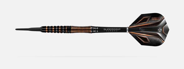 Harrows NOBLE 20g 90% tungsten -  2ba Soft Tip Darts