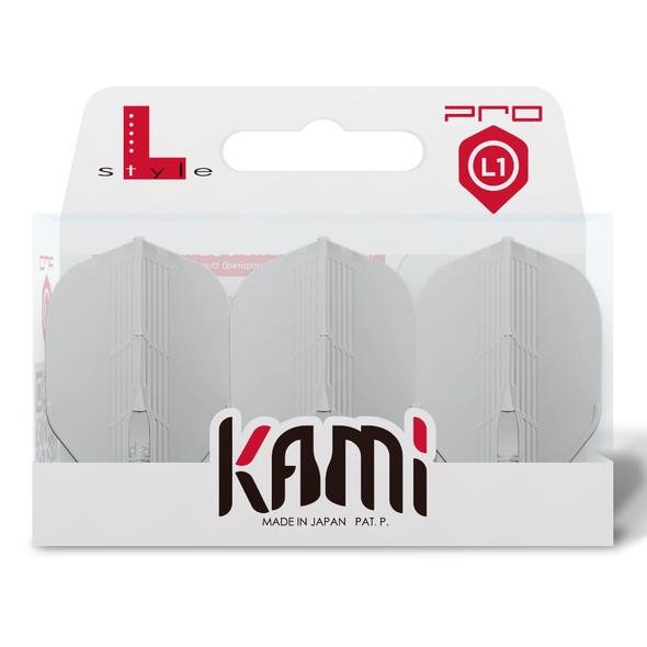 L-style KAMI Champagne Flights - L1 Pro White