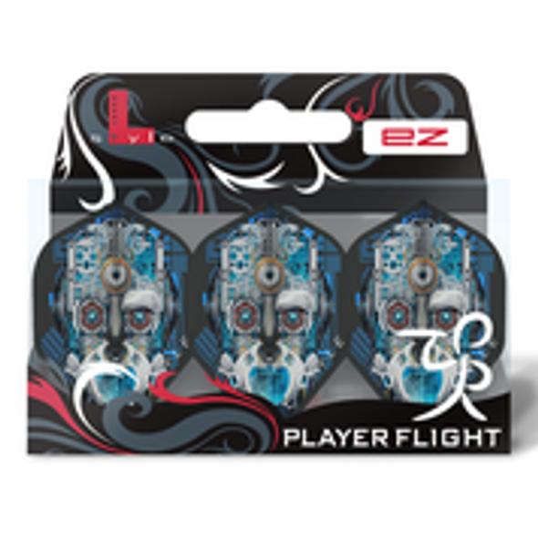 L-Style Berry Van Peer V.3  L1-EZ Flights Black