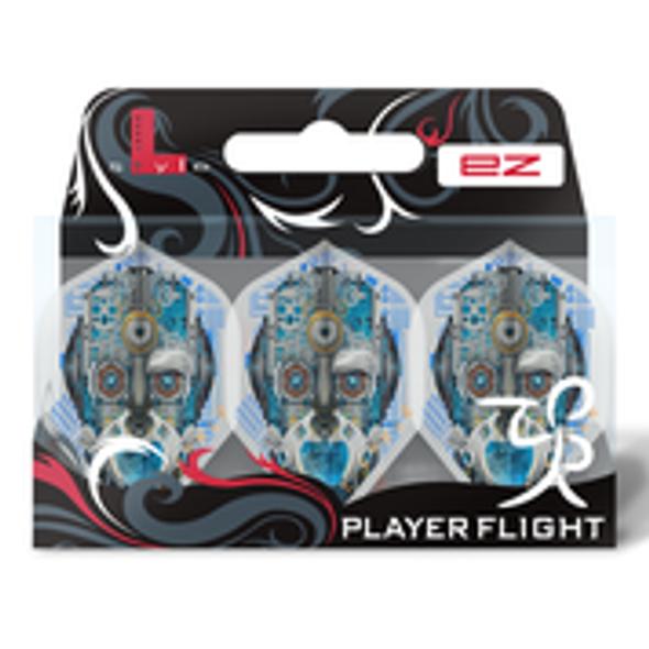 L-Style Berry Van Peer V.3  L1-EZ Flights Clear White