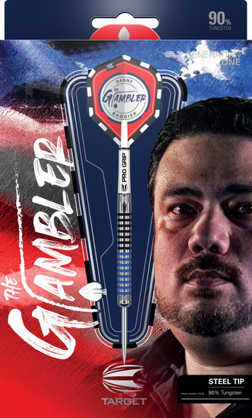 Target Danny Baggish G1 Steel Tip Darts 21g