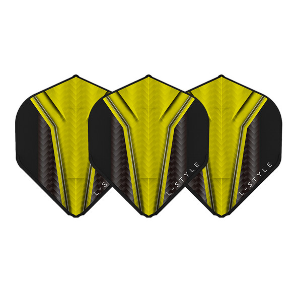 L-Style L1-EZ Flights  INCEPTION Yellow