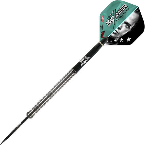 Shot Maximiser Max Hopp  GDO Steel Tip Darts - 22g
