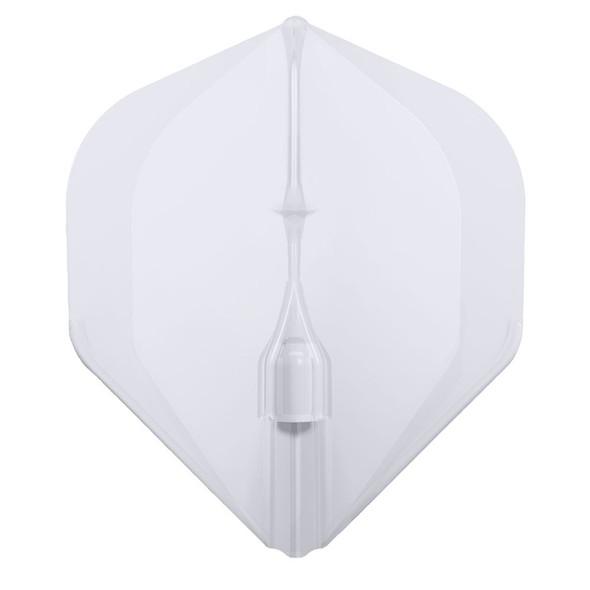 L-Style EZ L1 Standard Flights - Clear White