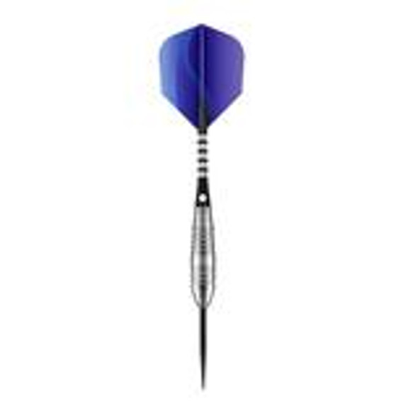 SHOT! Zen Budo Steel Tip Dart Set - 80% Tungsten - 24g