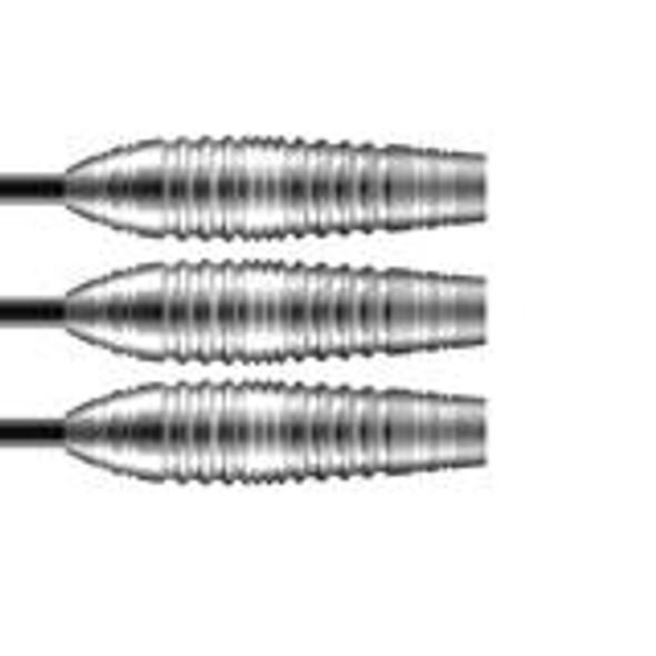 SHOT! Zen Budo Steel Tip Dart Set - 80% Tungsten - 26g