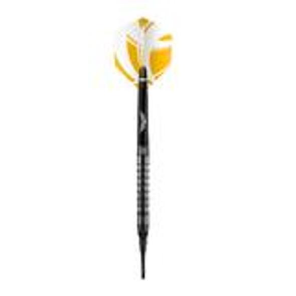 SHOT! Zen Tanto Soft Tip Dart Set - 90% Tungsten - 18g