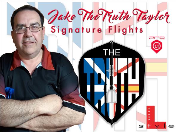 "L-Style Jake Taylor ""The Truth"" L1 Pro Flights"