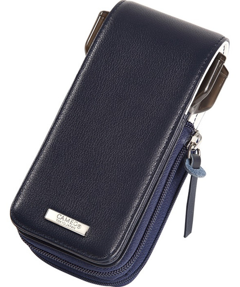 Cameo Garment 2.5  Dart Case - Navy with White Inside