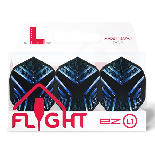 L-Style L1-EZ Flights GENESIS - Blue