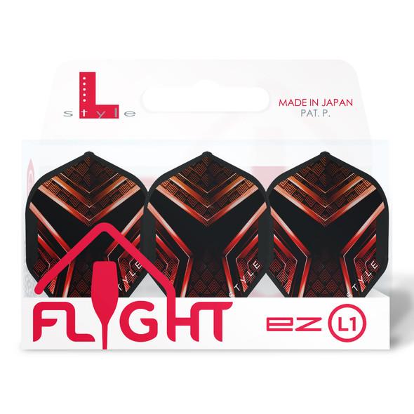 L-Style L1-EZ Flights GENESIS - Red