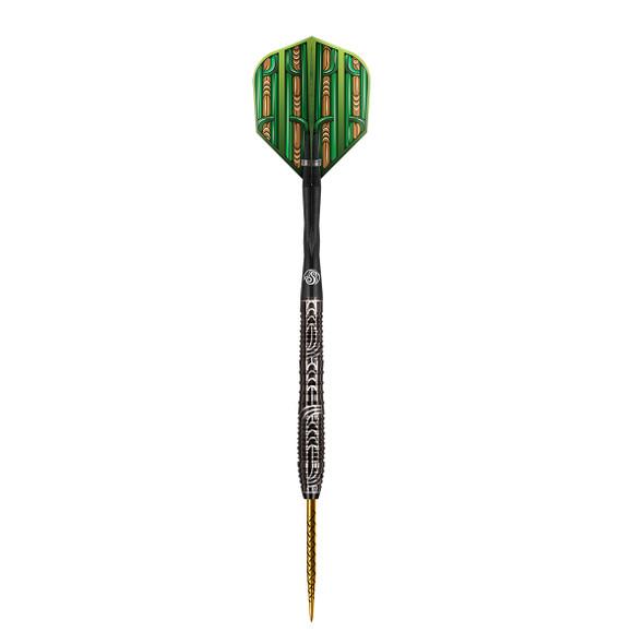 SHOT! Warrior Rutene Steel TIp Darts 24g