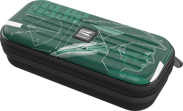 """Limited"" Takoma Blueprint Green Wallet"