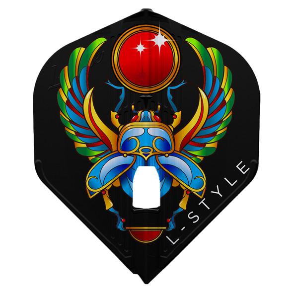 L-style KAMI  Anastasia Dobromyslova V.3 Pro Standard Flights L1 - Black