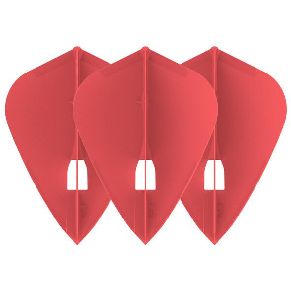 L-Style PRO Kite L4c Champagne Flights - Red