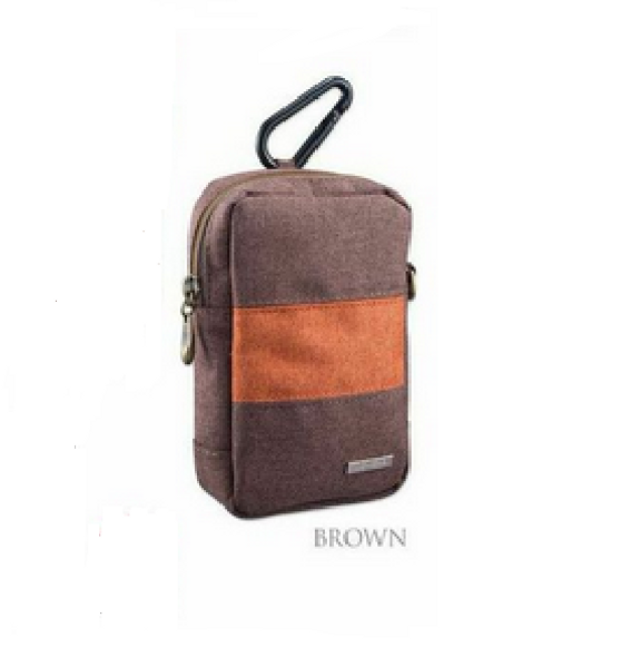 Cameo BORDER with Drop Sleeve - Brown
