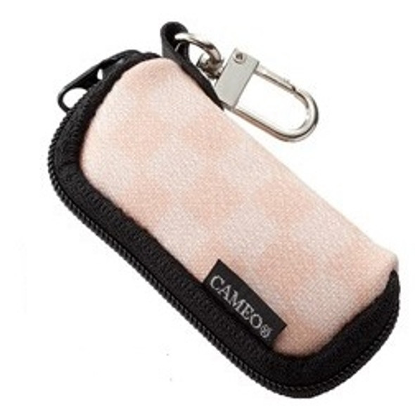 Cameo Baby Tip Case - Pink
