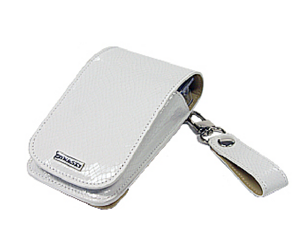 Dynasty / Cameo GARAGE Dart Case - Snake White