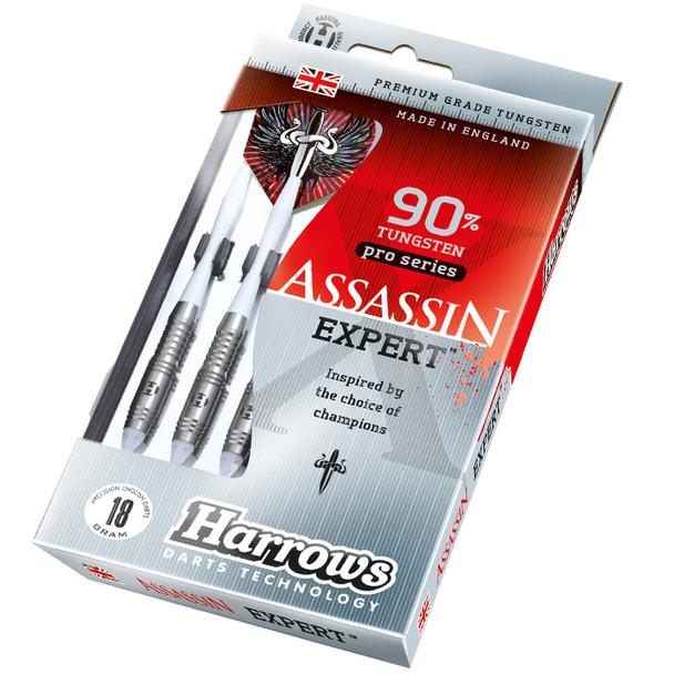 Harrows Assassin EXPERT AX3 18g 2ba Soft Tip Tungsten Darts