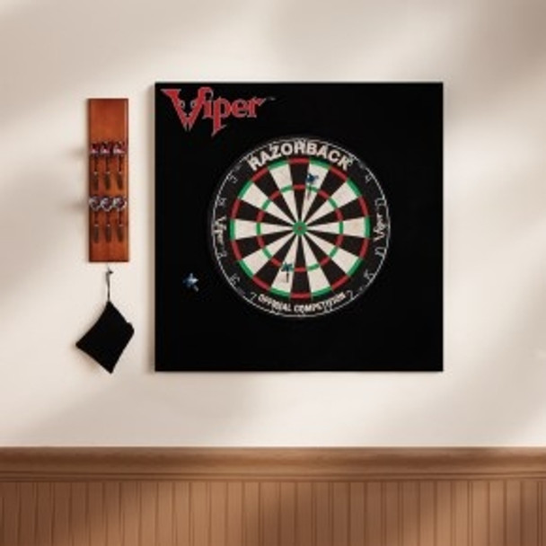 Viper Defender II Black Dartboard Reversible Surround
