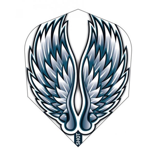 SHOT  - Birds of Prey Wing Flight No. 6