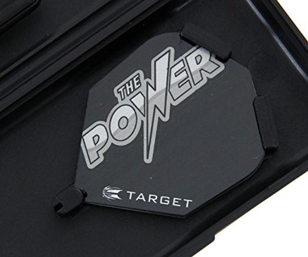 Target Phil Taylor Power Flare Steel Tip Darts - 21g