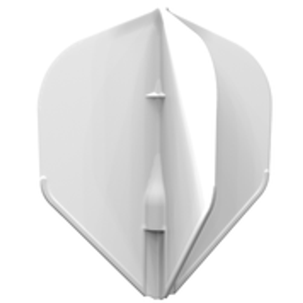 NEW - L-Style Standard L1cr Champagne Flights - WHITE