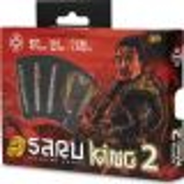 Harrows SARU KING 2/red -  2ba Soft Tip Darts - 19g