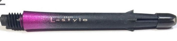 L-Style Two Tone Carbon Locked Shafts - 330