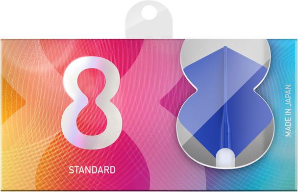Target 8 Flight Blue Standard