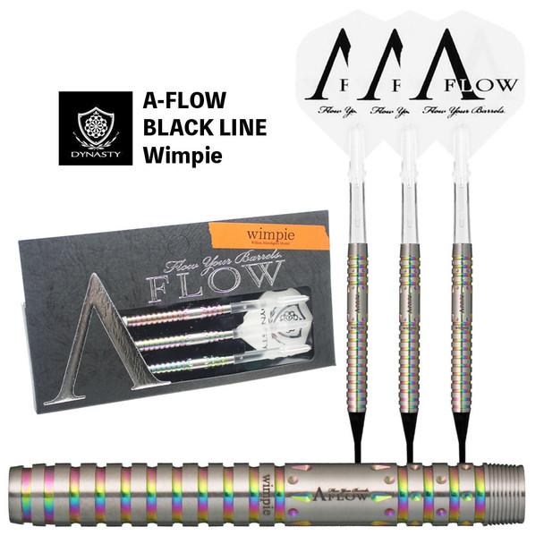 Dynasty A-Flow WIMPIE 2ba Soft Tip Darts - 18g