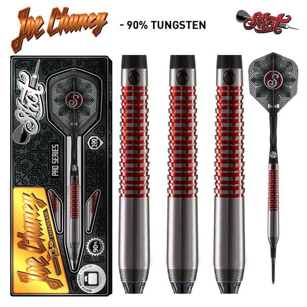 Shot Pro Series Joe Chaney Soft Tip Darts - 18gm