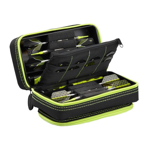 Casemaster Plazma Pro Dart & Phone Case Black & Yellow