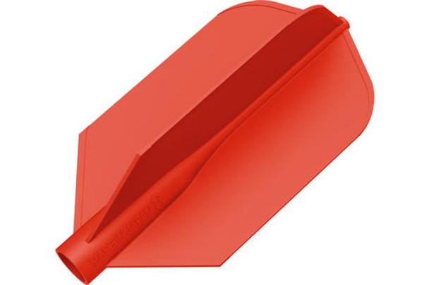 Target 8 Flight Red Slim