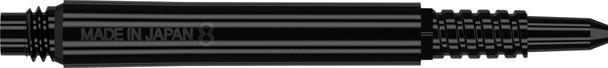 Target 8 Flight Locked Shaft  Intermediate+  Black (29.5mm)
