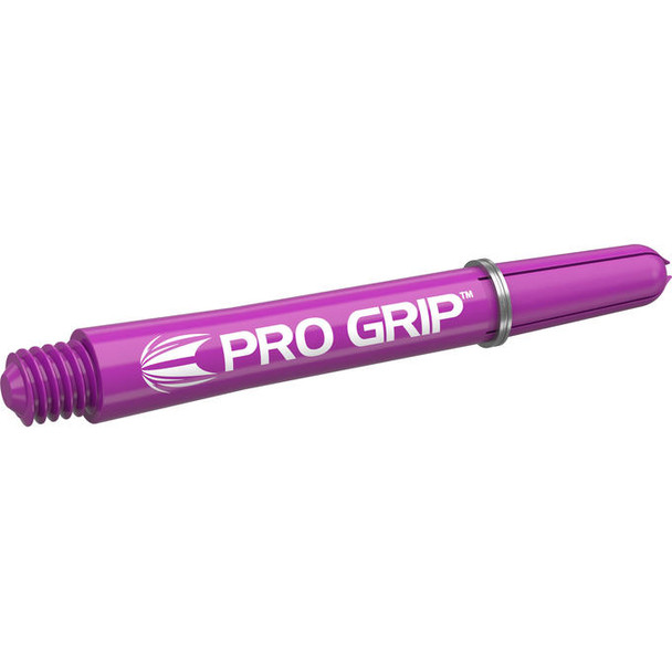 Target Pro Grip Polycarbonate Shafts - Purple Short