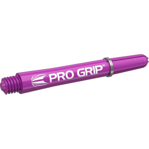 Target Pro Grip Polycarbonate Shafts - Purple Medium