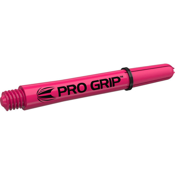 Target Pro Grip Polycarbonate Shafts - Pink Medium