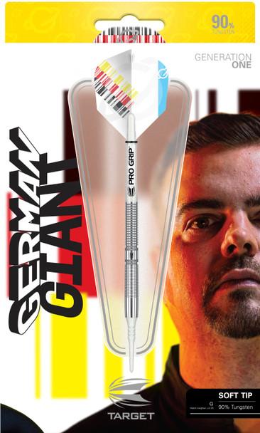 Target Gabriel Clemens 90% Soft Tip Darts 21g