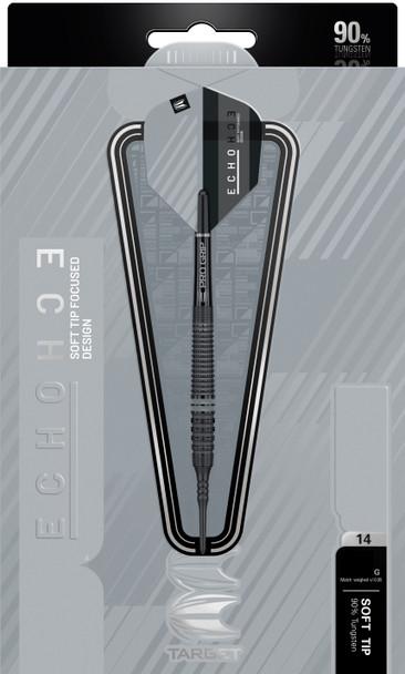 Target ECHO 14 90% 18G SOFT TIP DARTS 2020