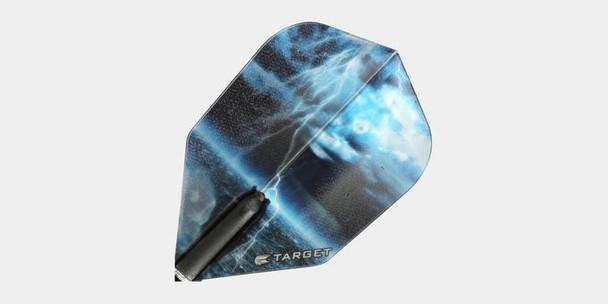 Target Lightning Storm 90% 24g Steel Tip Darts