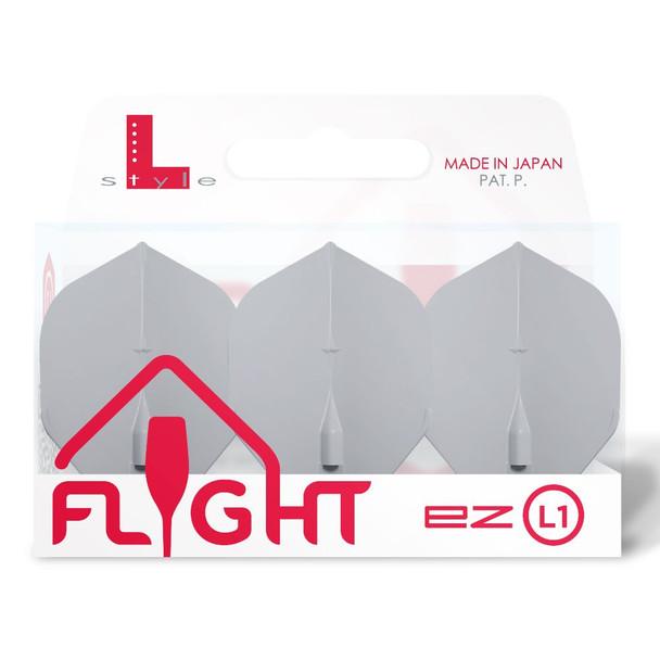 L-Style EZ L1 Standard Flights - Grey