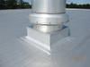 PolaRoof RAC image of treated roof